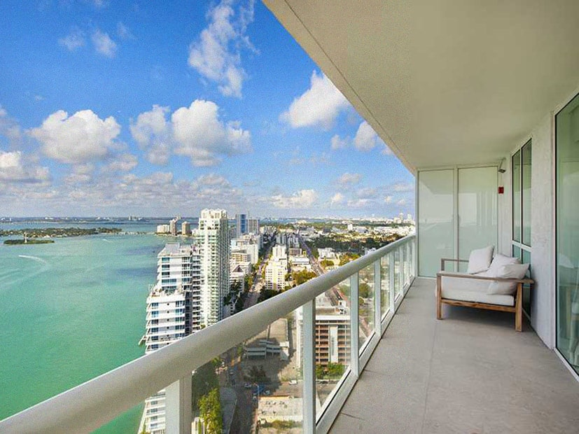 Icon balcony views