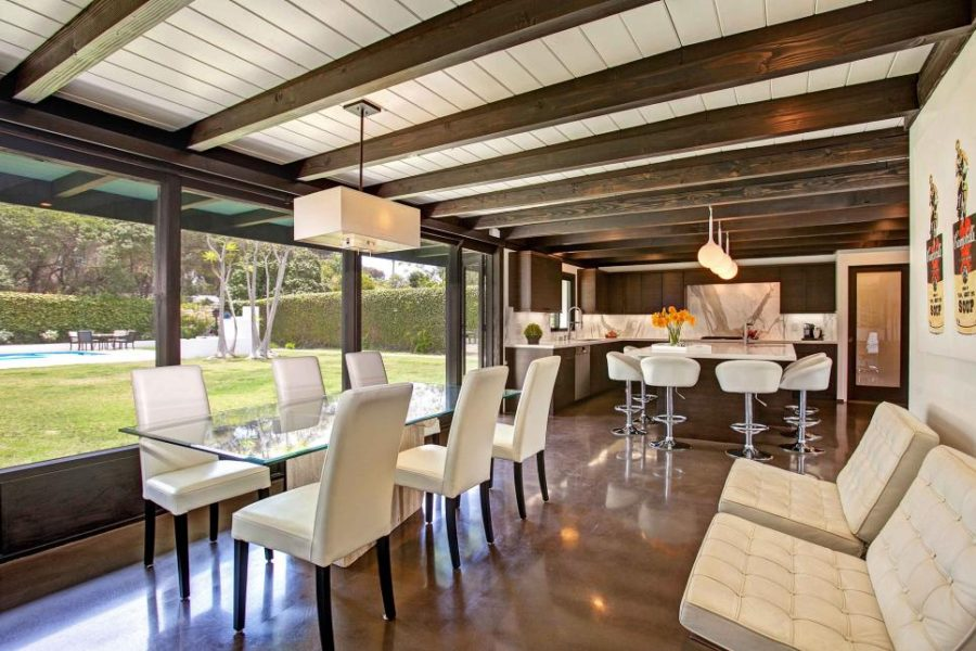 Outstanding ranch style house designs - Modern ranch home interior design ...
