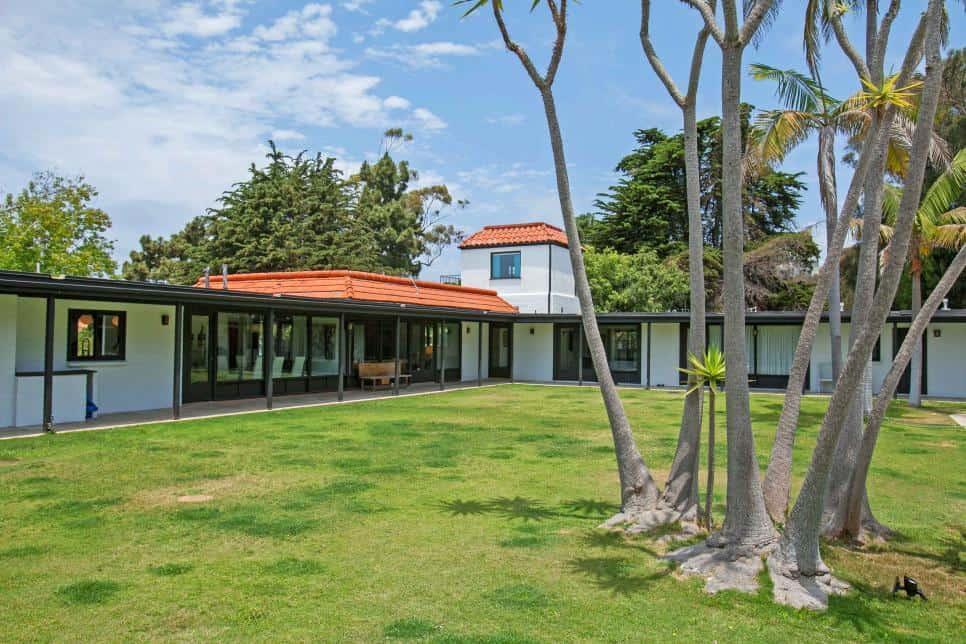 Jackson Design ranch home with Mediterranean elements
