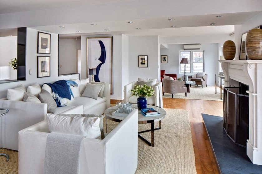 Julia Roberts' NY penthouse