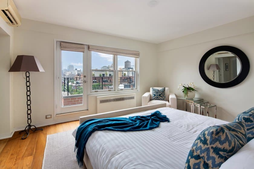 Julia Roberts' penthouse