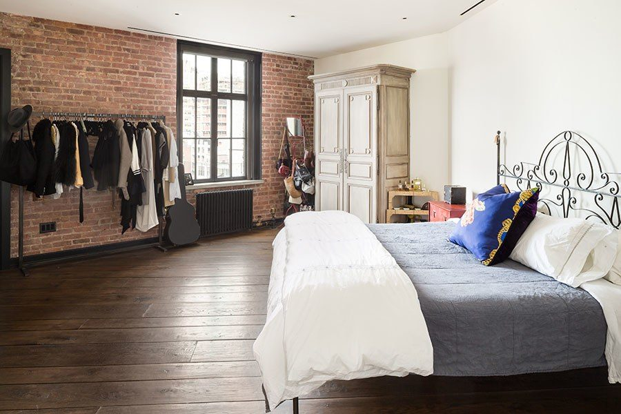 Kirsten Dunst's penthouse