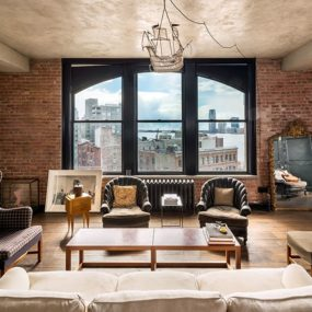 Celebrity Living Luxury New York Penthouses