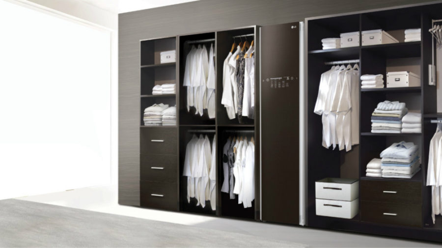 Attirant Ready Made Closet Designs. View In Gallery LG Styler Closet 900x505 Dreamy  Closet Design Ideas To Die For