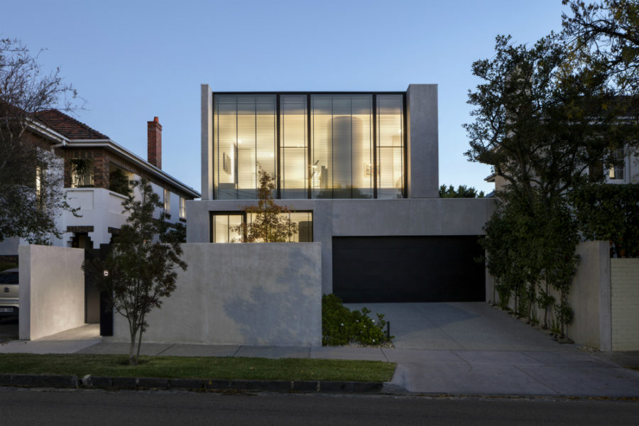 Modern house designs all over the world for Home architecture melbourne