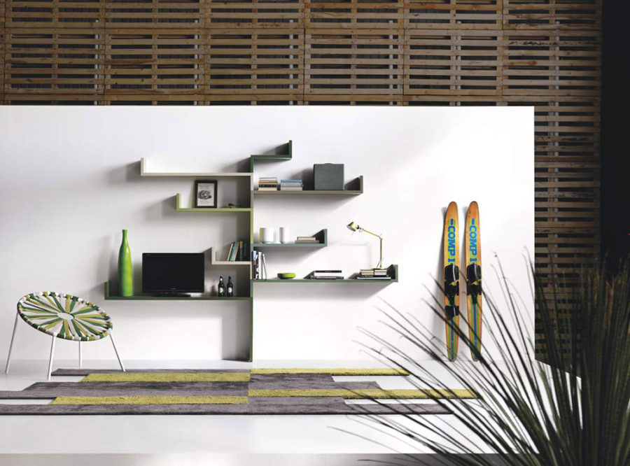 LagoLINEA by Daniele Lago 1 900x666 25 Wall Shelves You Need in Your Life