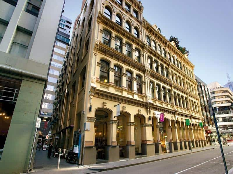 Leicester House in Melbourne