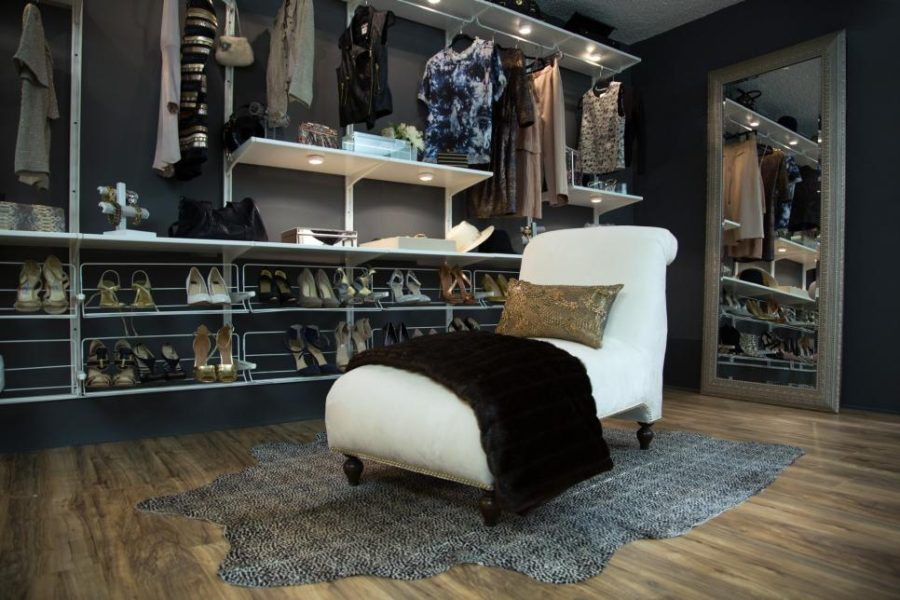 Lindsay Albanese closet by Laurel & Wolf