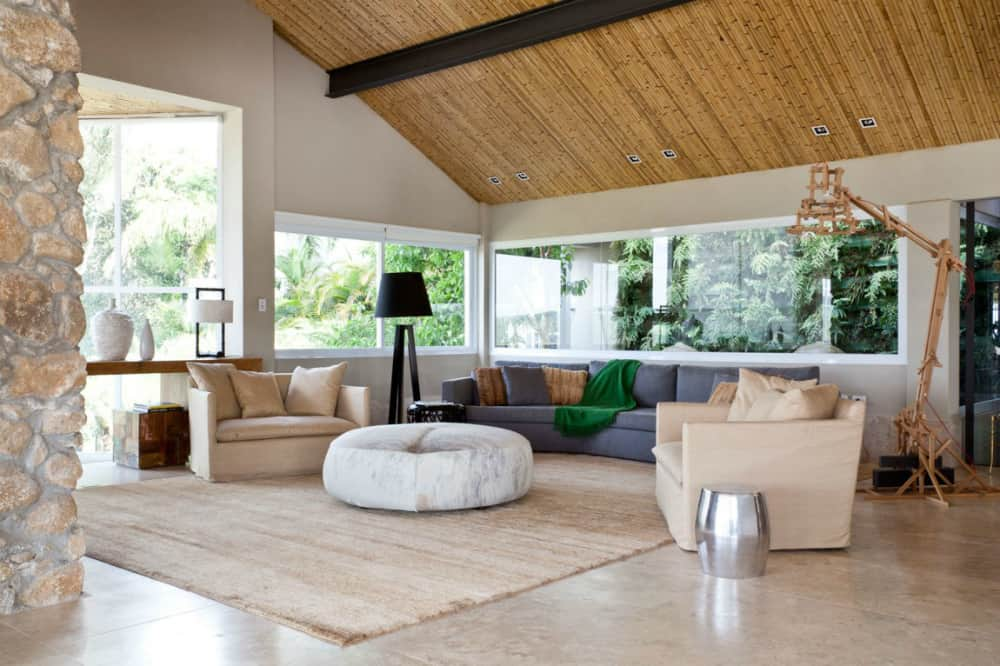Living room by Galeazzo Design