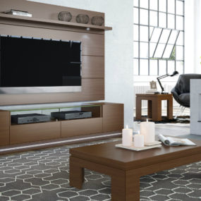 How To Build A Home Entertainment Center