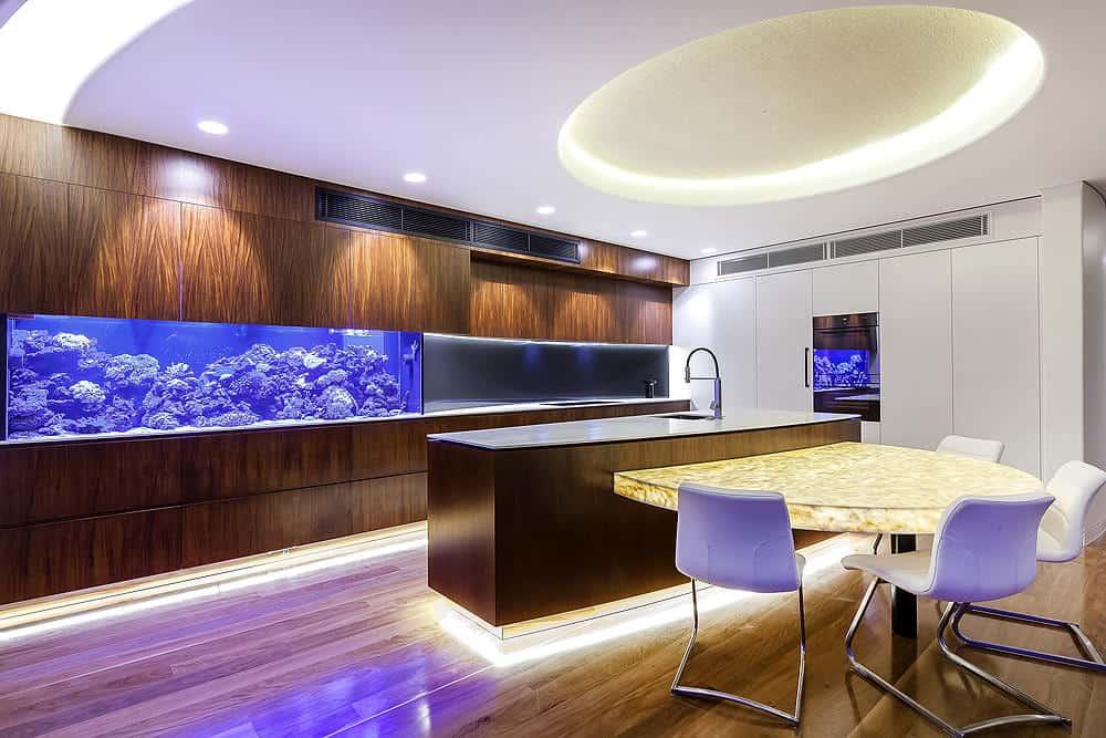 Mark Gacesa kitchen design