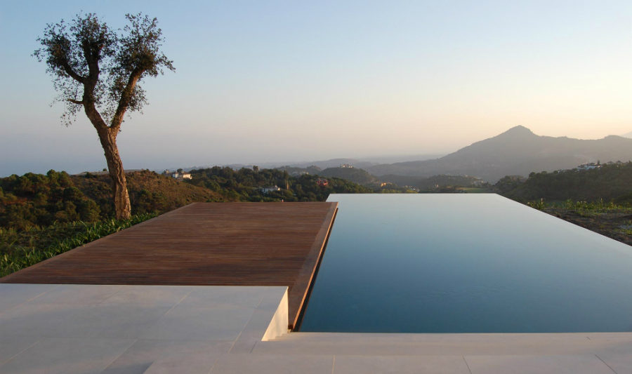 22 incredible infinity pools that are calling your name for Pool design names