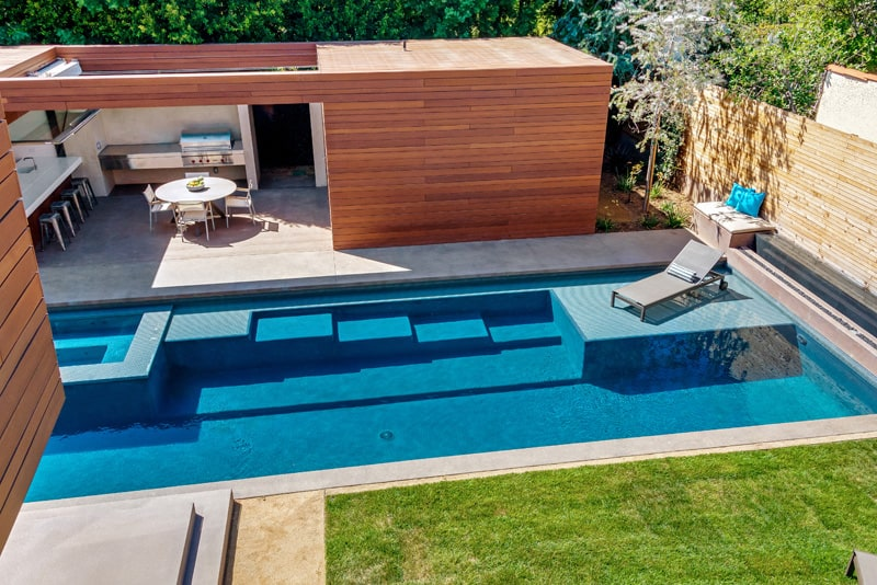 Michael Kovac house design in Santa Monica