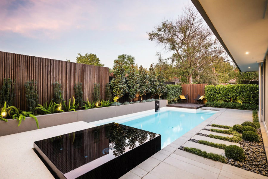 View In Gallery Modern Swimming Pool