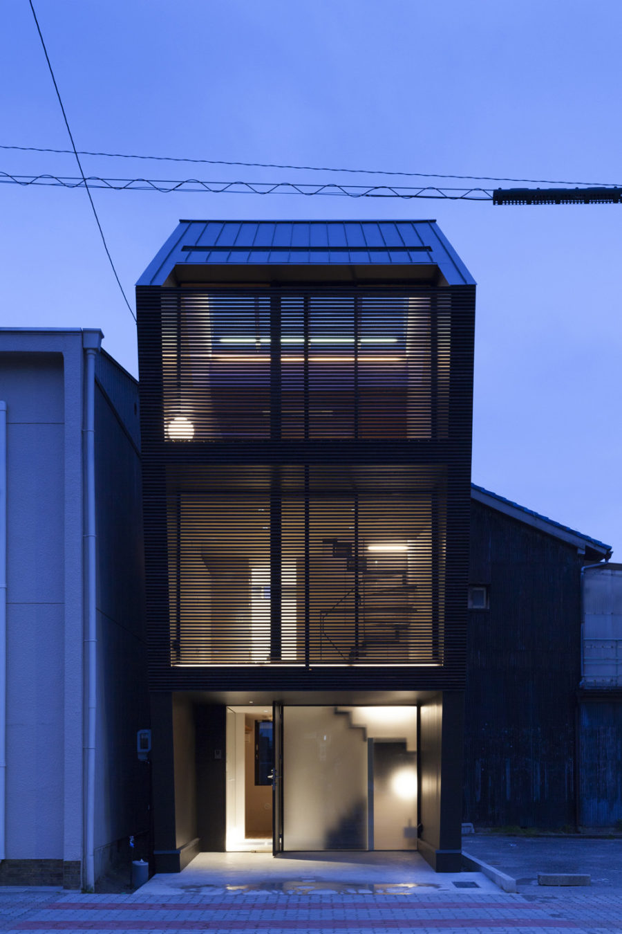 Nest by APOLLO Architects