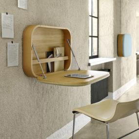 Folding Mounted Desk Designs
