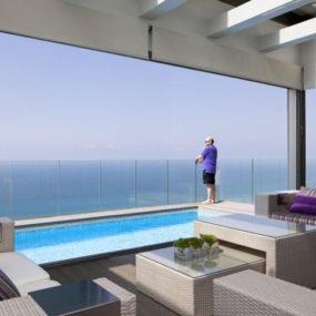 42 Amazingly Stylish Duplex Penthouses