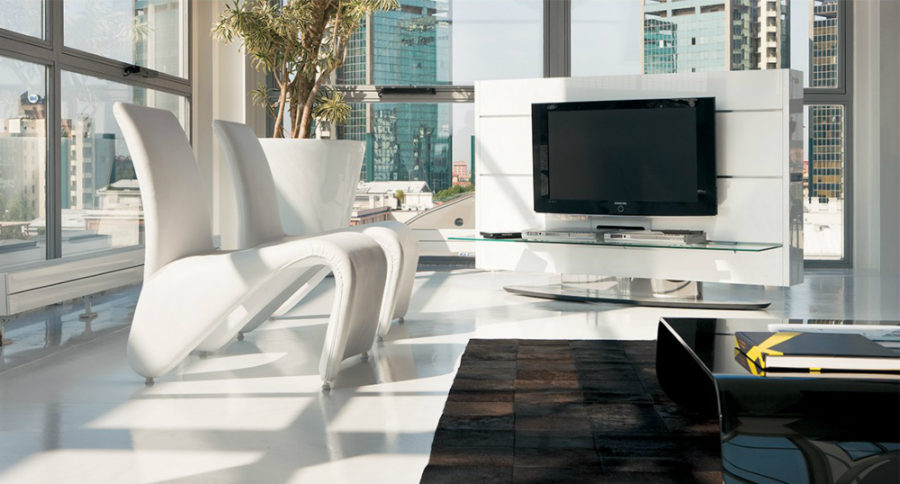 Pacini & Cappellini Screen TV stand
