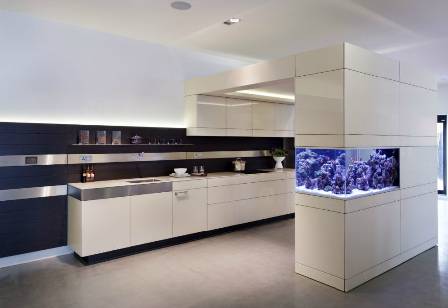 Poggenpohl+Artesio design kitchen
