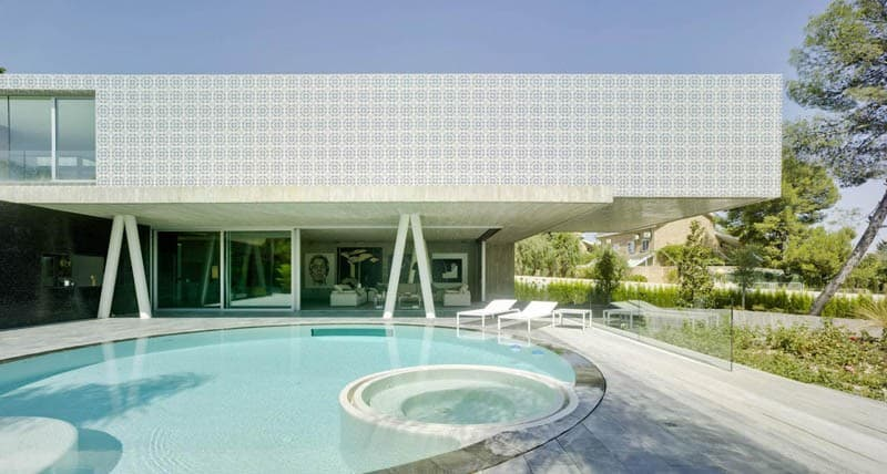 Pool by Clavel Architects