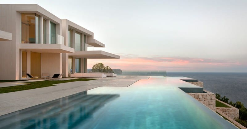 Pool by Ramon Esteve Estudio