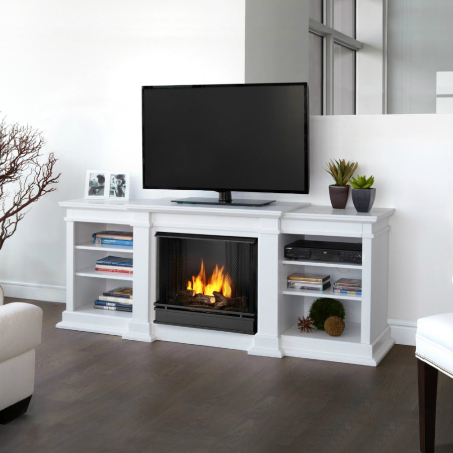 view in gallery real flame fresno inch gel fireplace media console.  modern tv stand designs for ultimate home entertainment