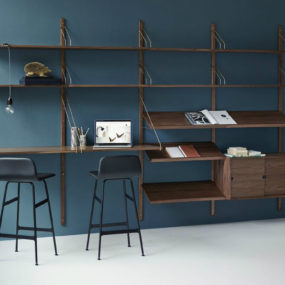Royal system 285x285 Best Wall Mounted Desk Designs For Small Homes