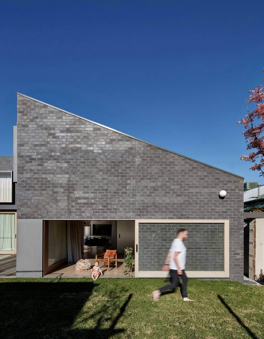 Sloping roof comes as a surprise