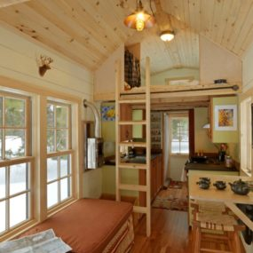 Extremely tiny homes minimalistic living in style - Tiny house decorating ideas ...