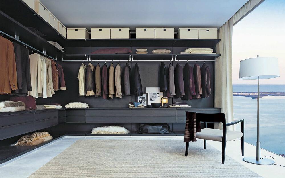 Smart dressing room
