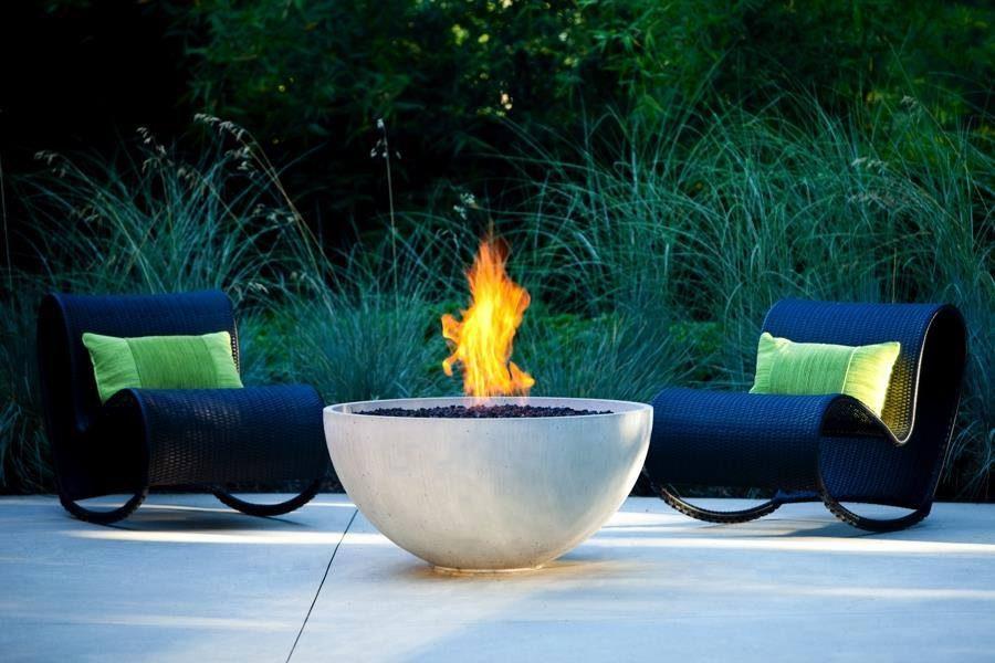 Solus Decor bowl fire pit