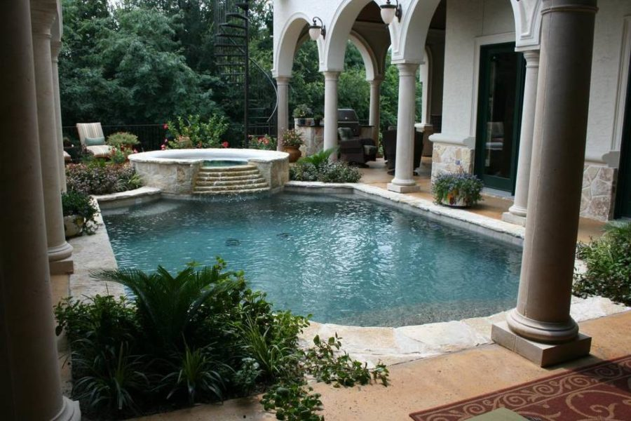 Pool designs of every type and for any location for Pool design kg