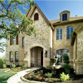 Stone and Brick Exterior 285x285 14 Cool Brick Buildings and Design Ideas