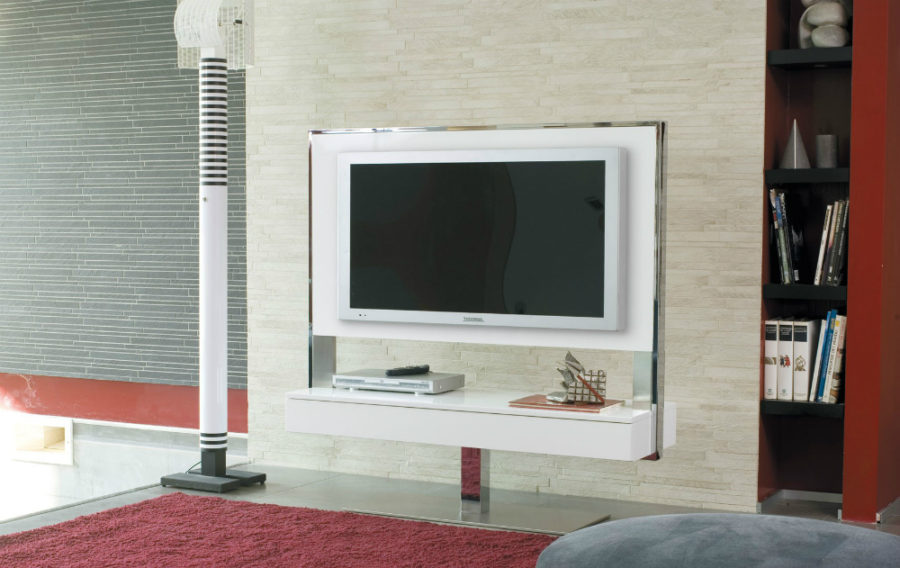 Tecno TV unit by Antonello Italia