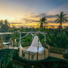 The Bangkok Tree House Hotel and Restaurant 285x285 20 Worlds Most Beautiful Eco Resorts