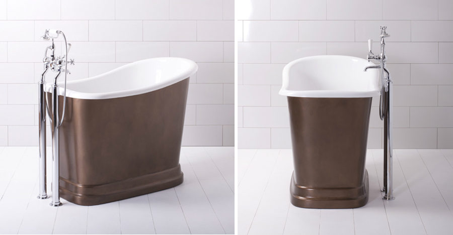 Tubby Torre bathtub