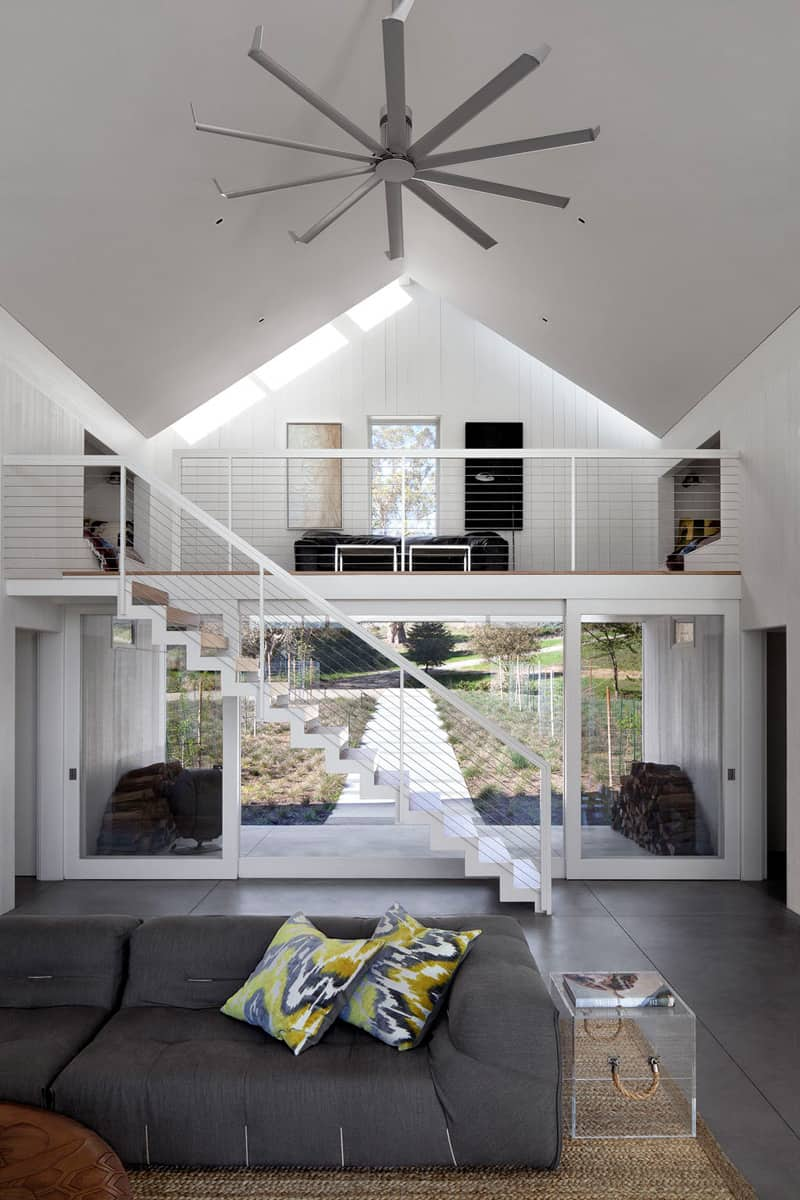 Turnbull Griffin Haesloop barn renovation