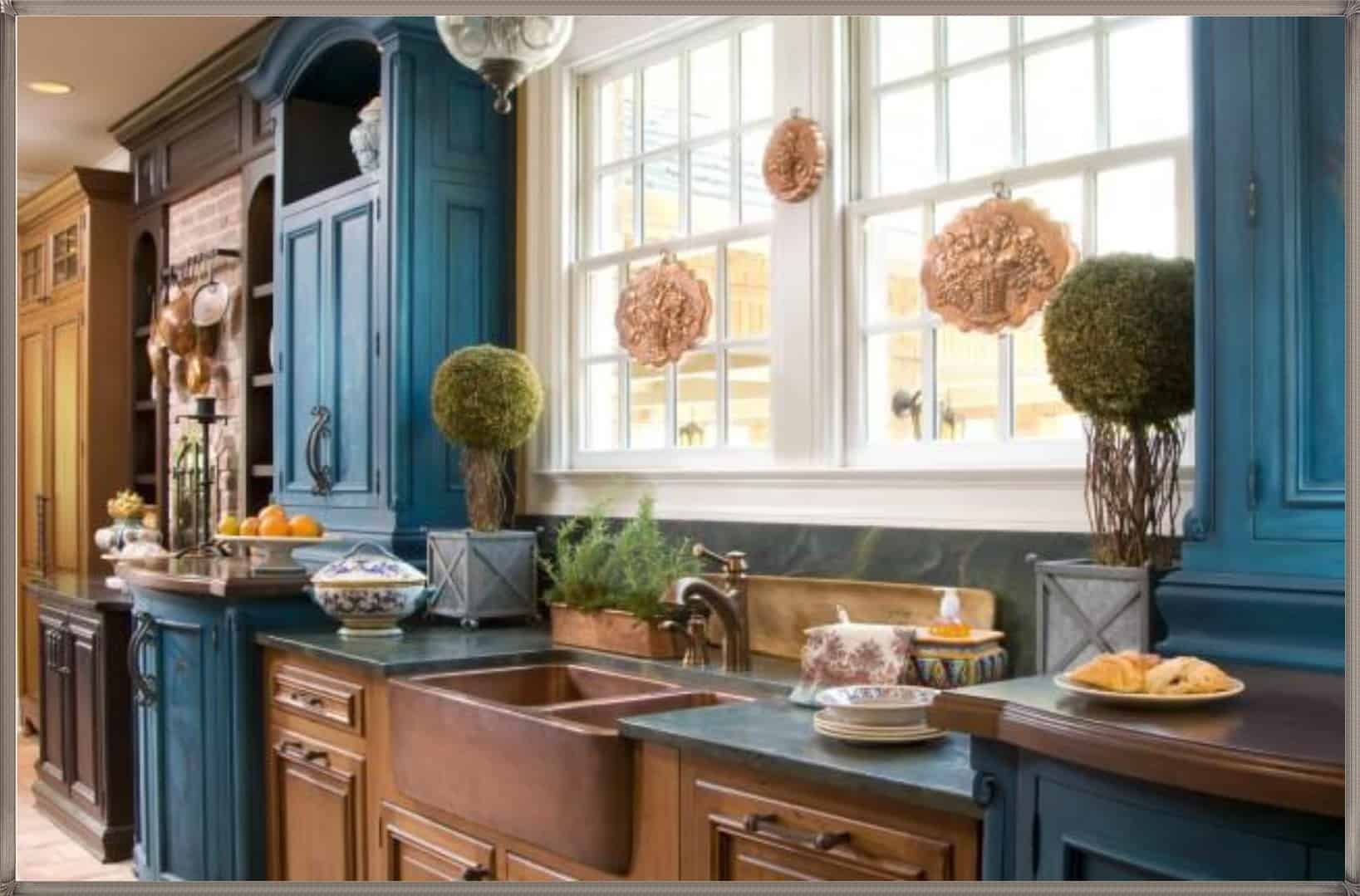 Two-Tone-Kitchen-Cabinet-Ideas