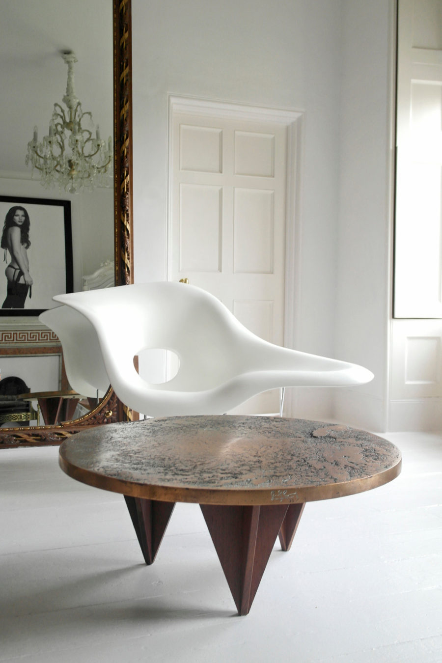 Eames La Chaise via Vitra View in gallery Vitra Edition La Chaise : eames la chaise - Sectionals, Sofas & Couches
