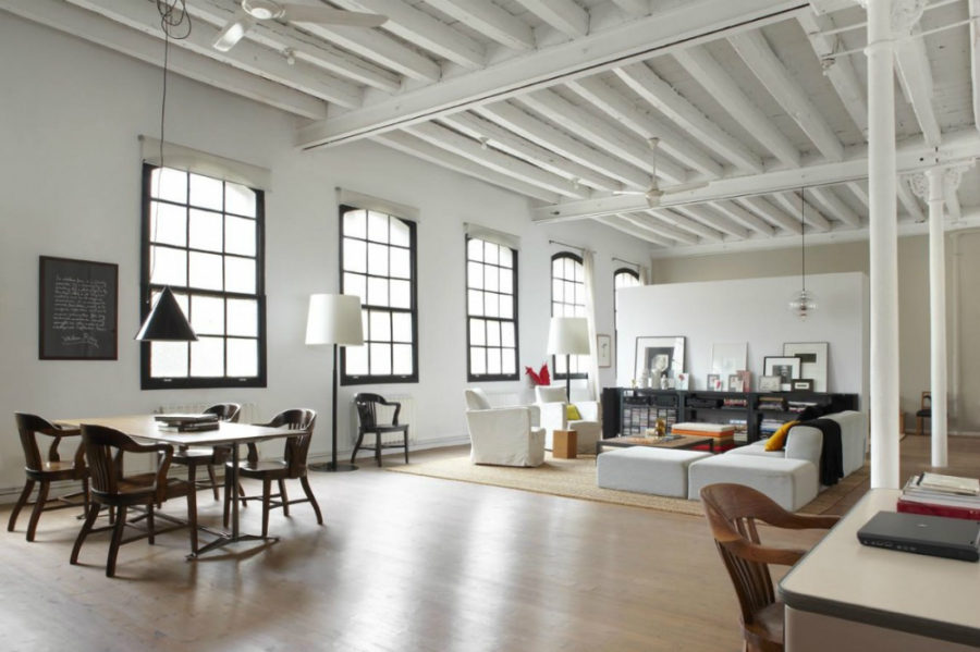 Warehouse conversion in Barcelona