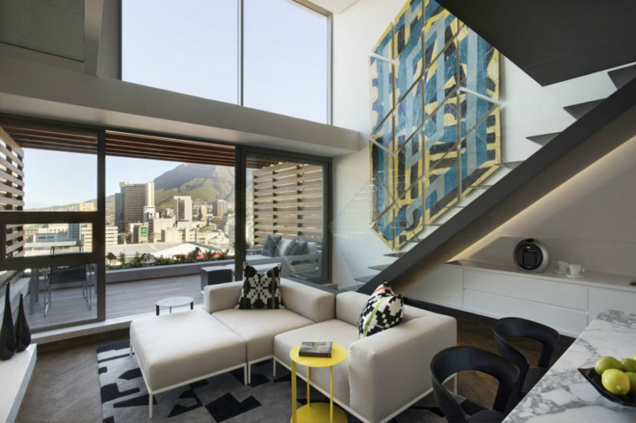 42 Amazingly Stylish Duplex Penthouses