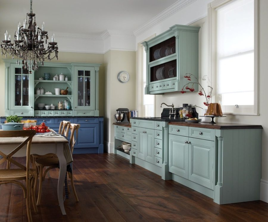 35 Two-Tone Kitchen Cabinets To Reinspire Your Favorite Spot ...