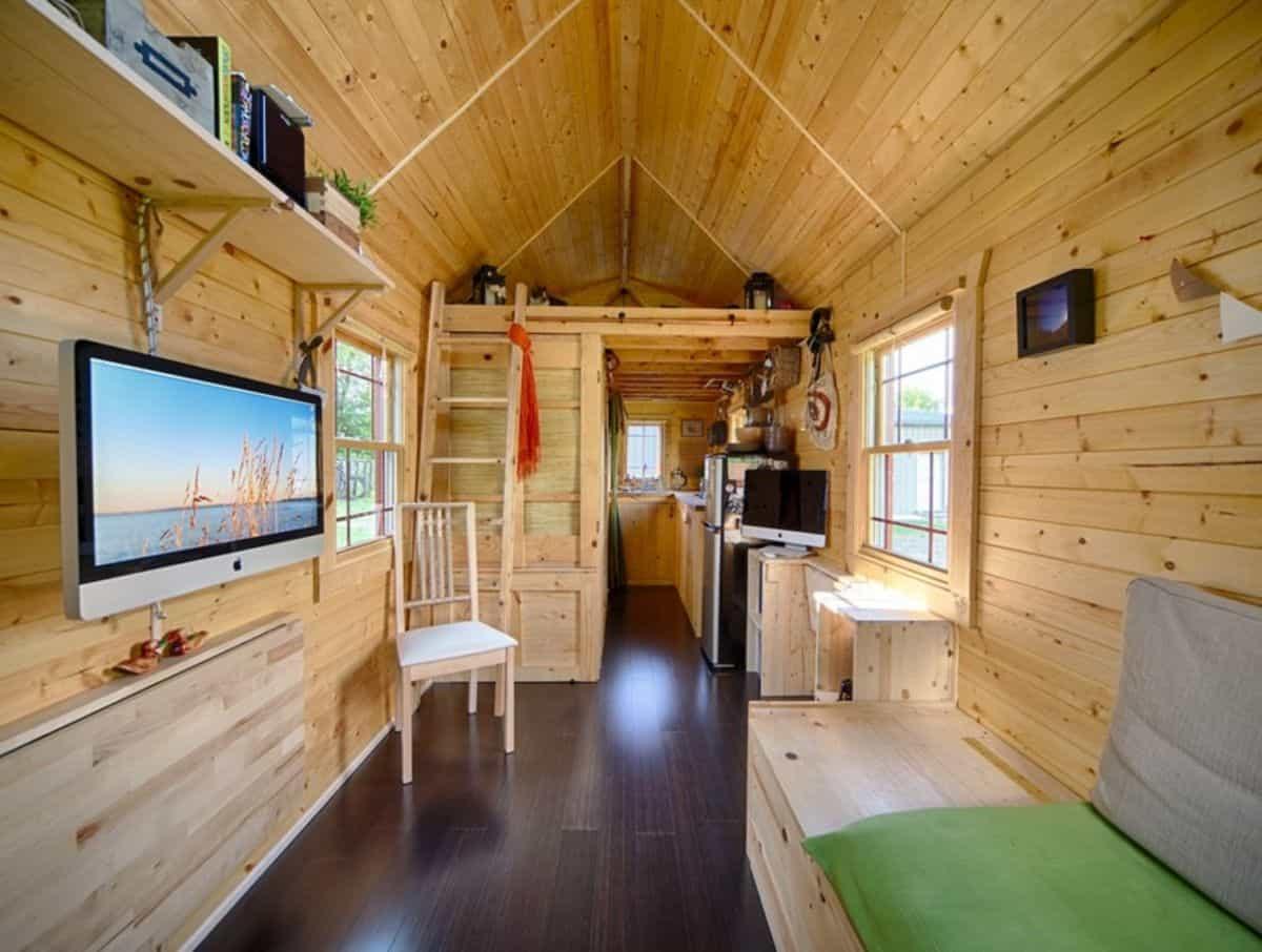 smart interior design for a tiny house