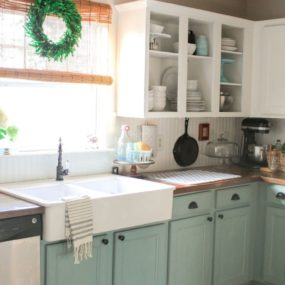 two tone kitchen cabinets 35 Two Tone Kitchen Cabinets To Reinspire Your Favorite Spot In  two tone kitchen cabinets