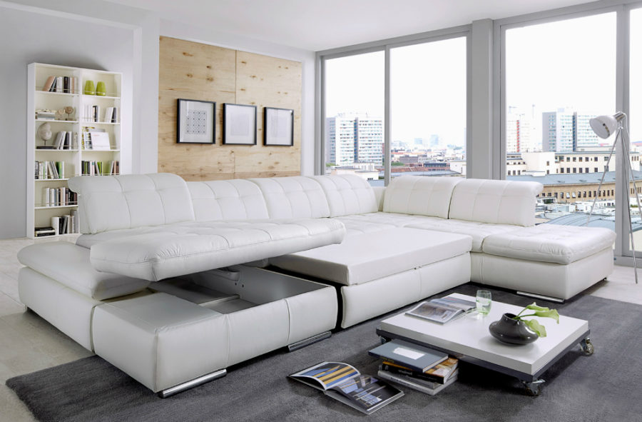 Alpine Sectional sofa