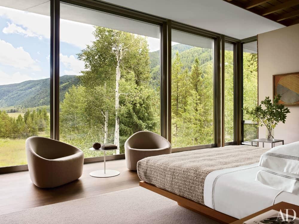 Aspen home designed by Shelton Mindel & Associates