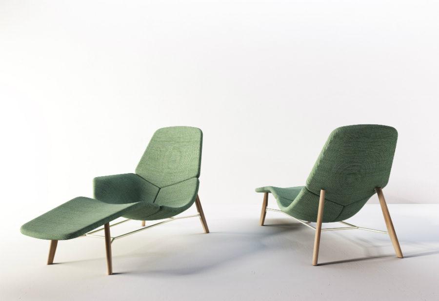 Atoll Lounge Chair