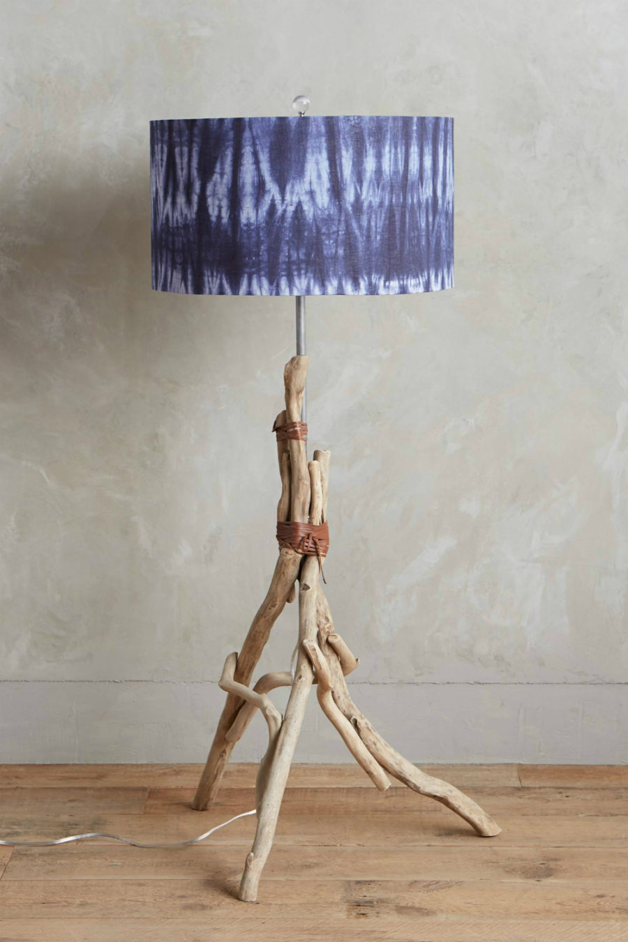 Branched Tripod Floor Lamp Ensemble
