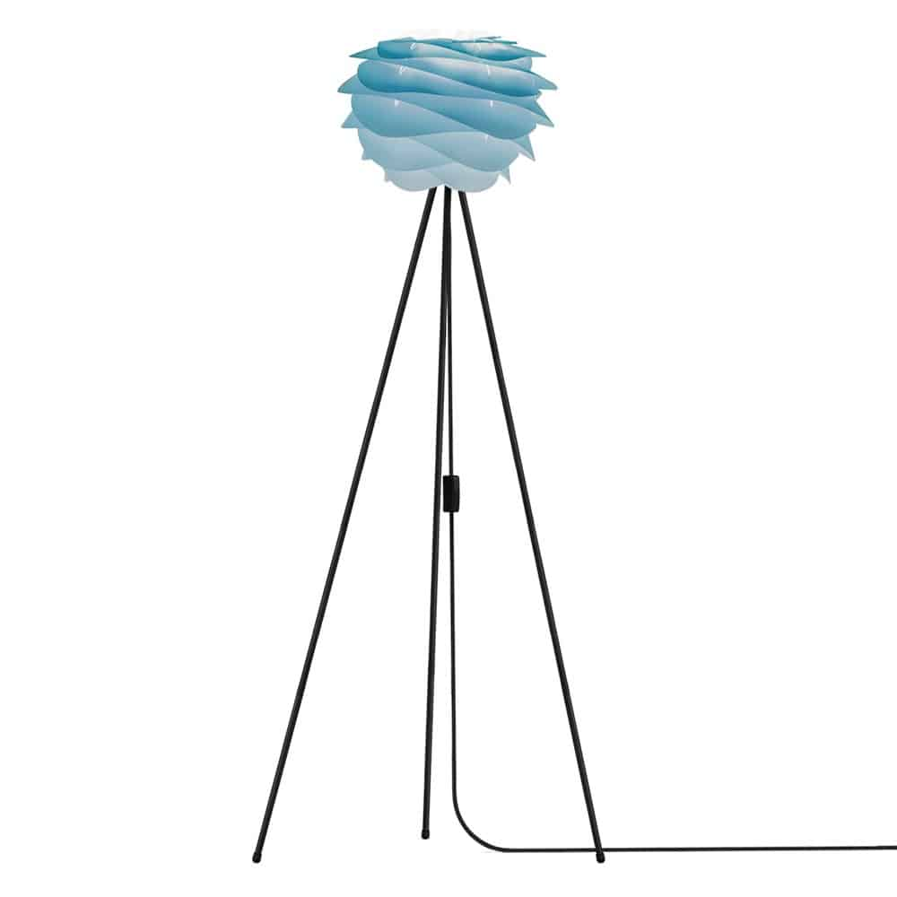 Carmina Small Tripod Floor Lamp