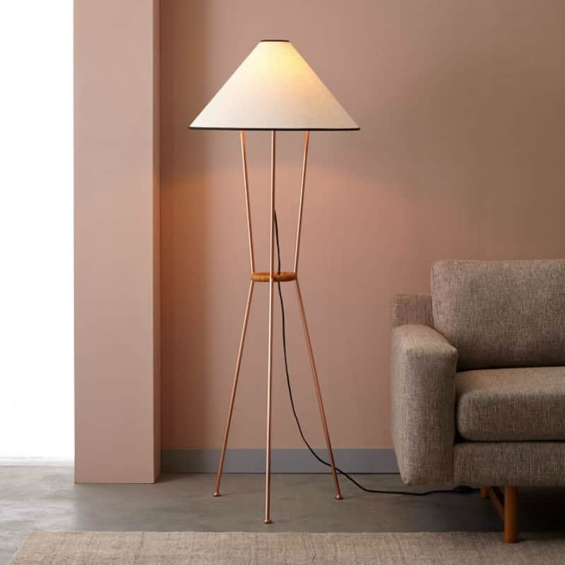 Commune Tripod Floor Lamp